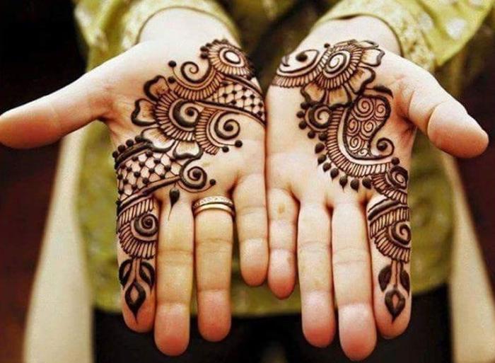 25 New Best Eid Mehndi Designs 2018 Mehndi Crayon
