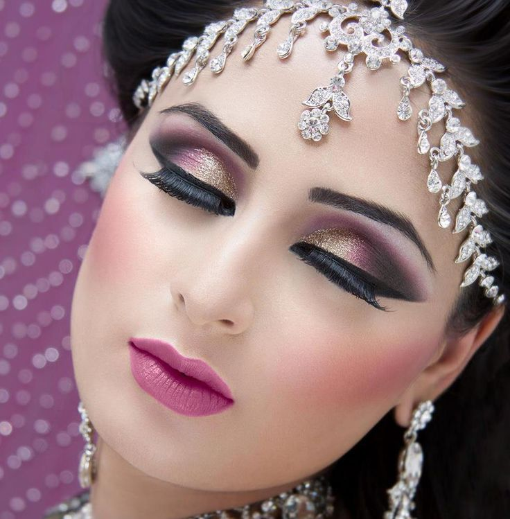 Attractive Makeup Ideas For Wedding