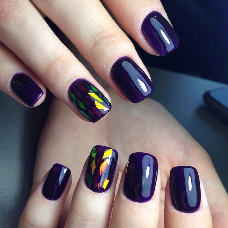 25 Best Nail Designs Examples For 2018 - Crayon