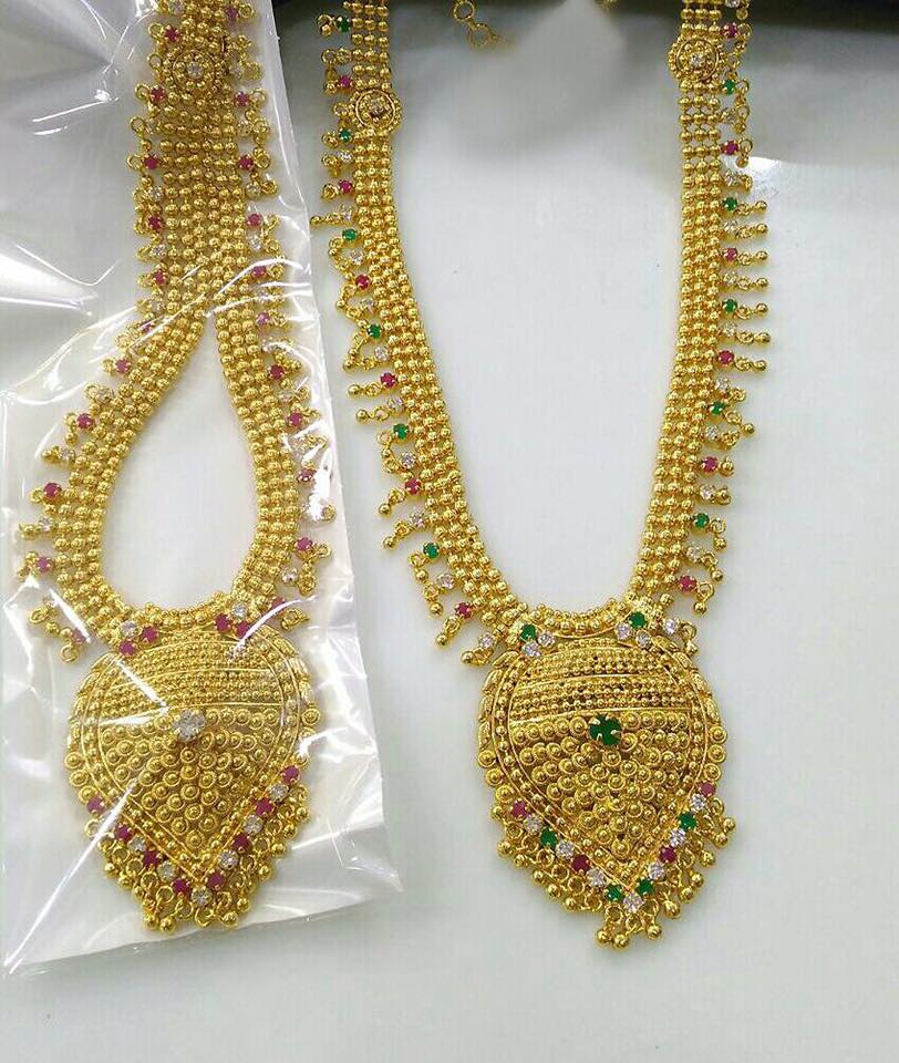 20 Bridal Artificial Jewellery Designs for Wedding - Crayon