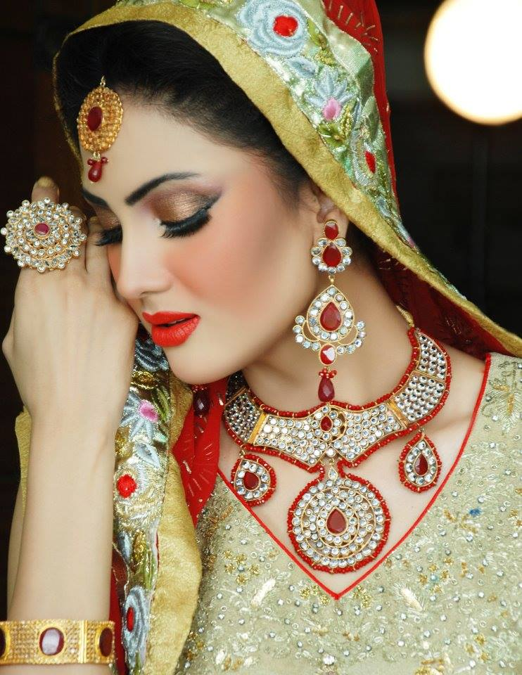 Wedding Makeup Makeup By Caitlyn Michelle: 20 Pakistani Bridal Makeup Ideas For Wedding
