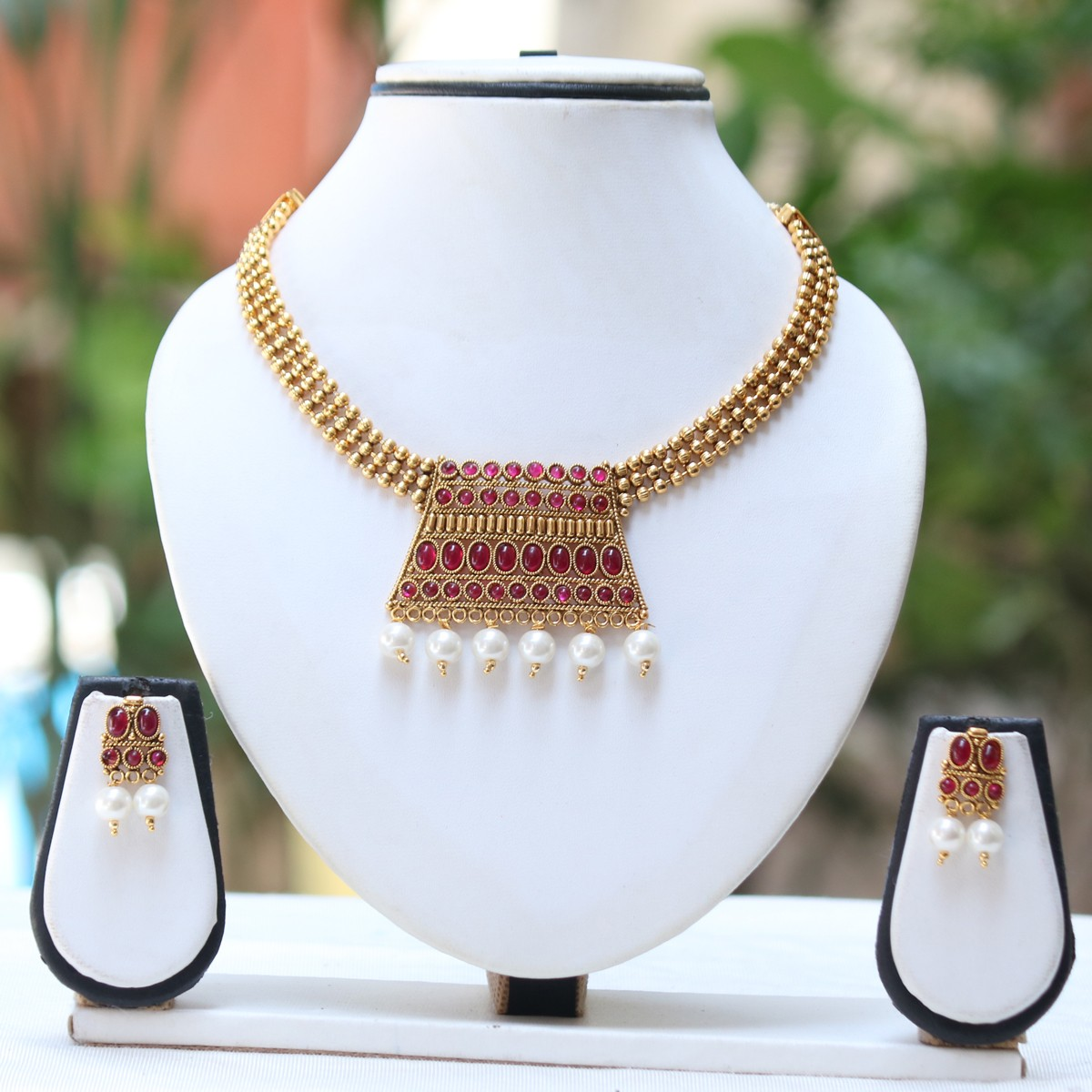 Artificial Jewellery Sets For Wedding: 20 Bridal Artificial Jewellery Designs For Wedding