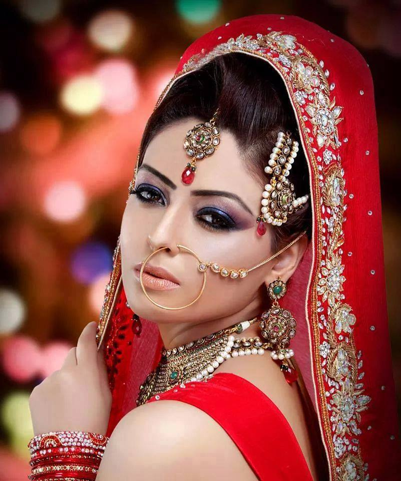 20 Pakistani Bridal Makeup Ideas for Wedding , Makeup , Crayon