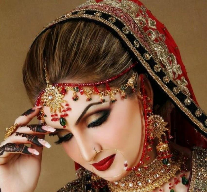 Pakistani Bridal Makeup Looks