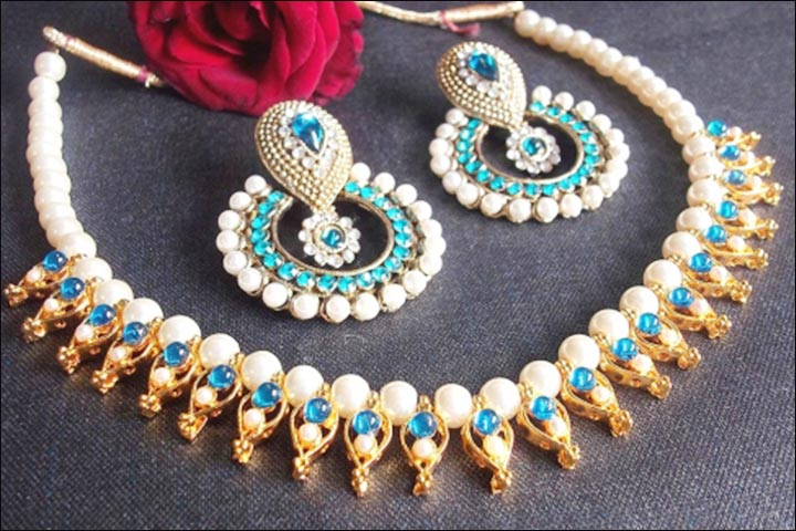 bbeaf20466d5c 20 Bridal Artificial Jewellery Designs for Wedding - Jewellery - Crayon