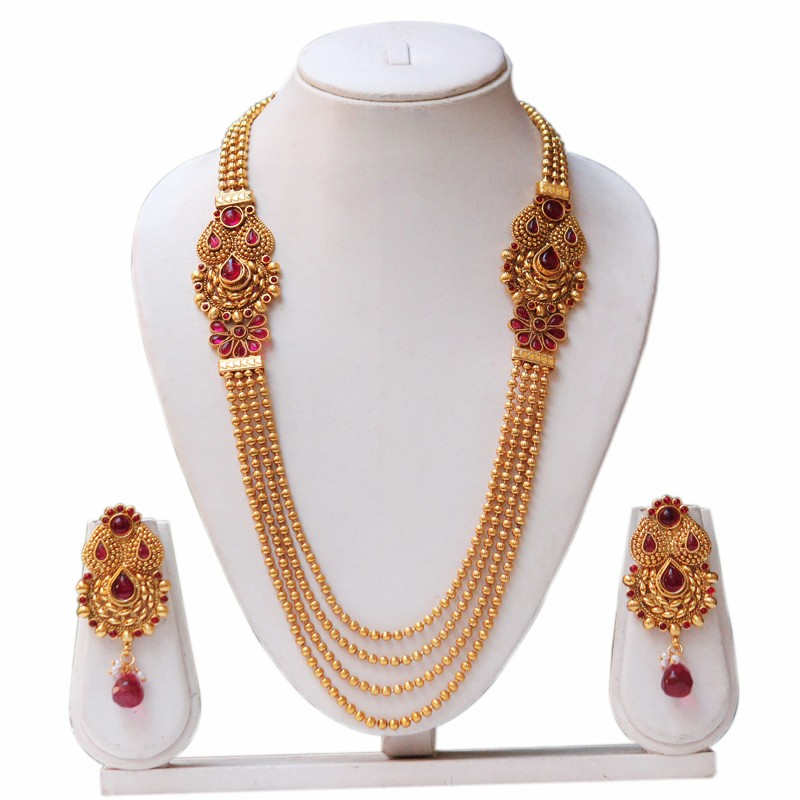 Bridal Artificial Jewellery Designs