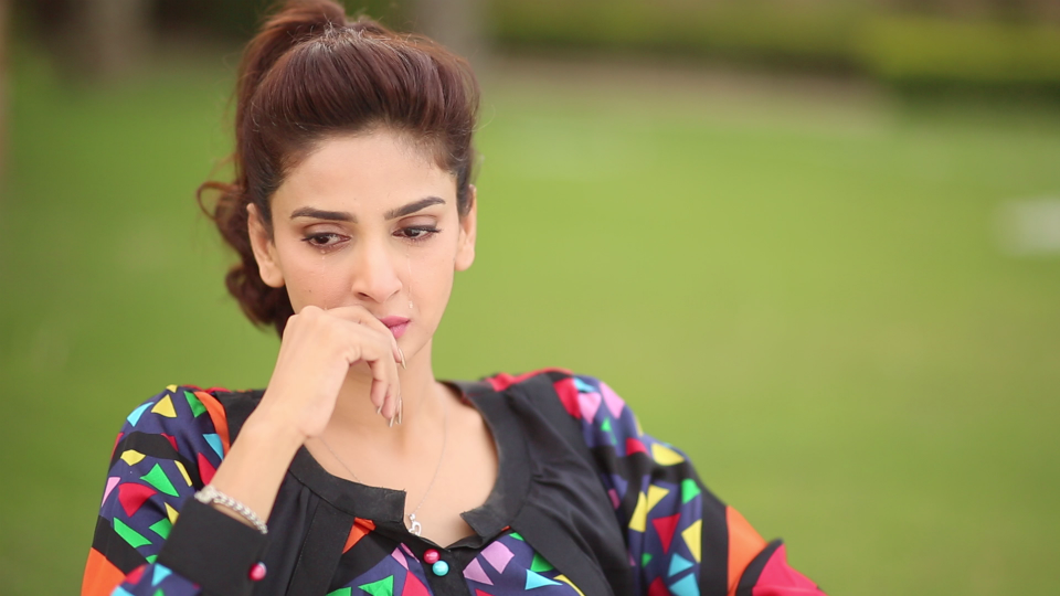 Pakistani Model, Actress Saba Qamar Biography - Celebrities - Crayon