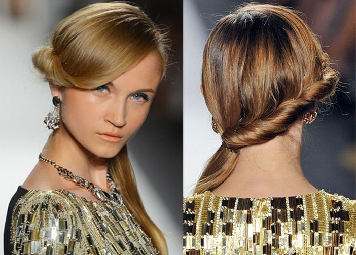 20 Beautiful Party Hairstyles for Long Hair - Hairstyles - Crayon
