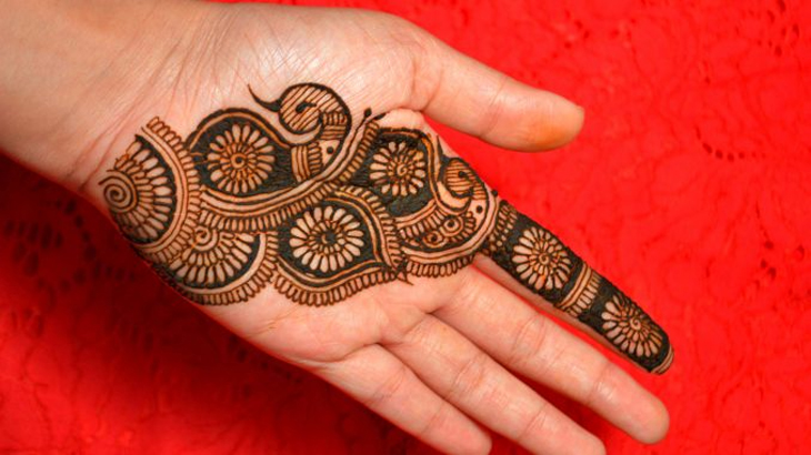 Eye Catching Easy Henna Art Design Pictures Crayon