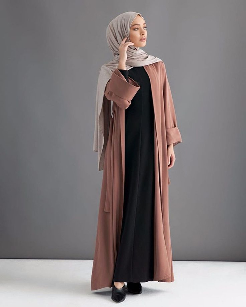 30 Stylish Abaya Designs For Ladies 2018 Dresses Crayon