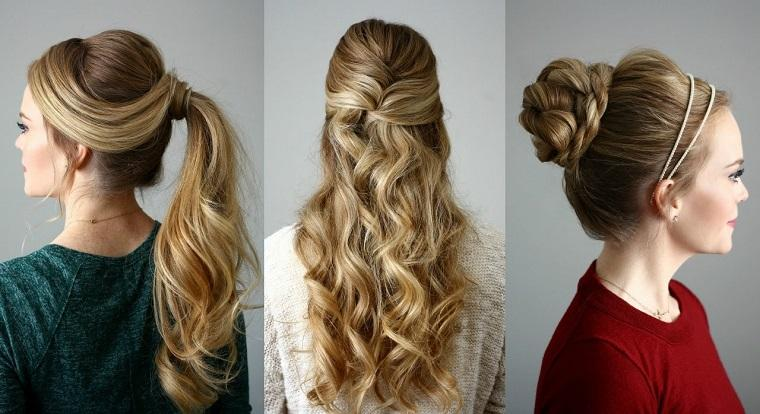 20 Beautiful Party Hairstyles For Long Hair Hairstyles Crayon