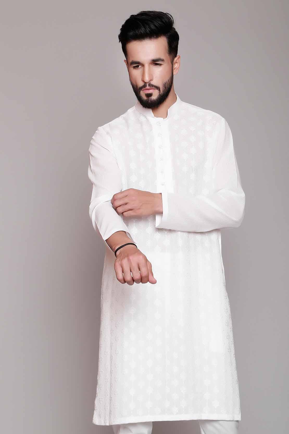 Wholesale Mens Salwar Kameez And Kurtas Collection 2018 |White Salwar Kameez Designs For Men
