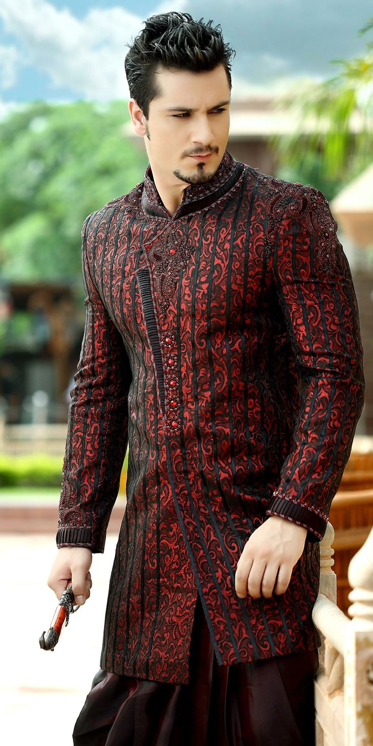 Mehndi Clothes Male : Latest mens mehndi dresses collection crayon