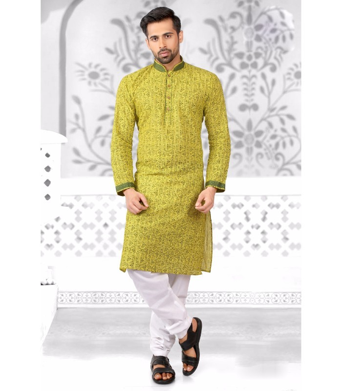 Mehndi Dress for Men