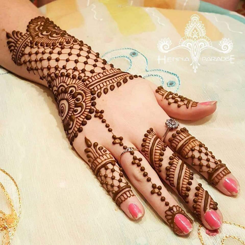 30 Stylish Back Hand Mehndi Designs For Ladies Mehndi Crayon