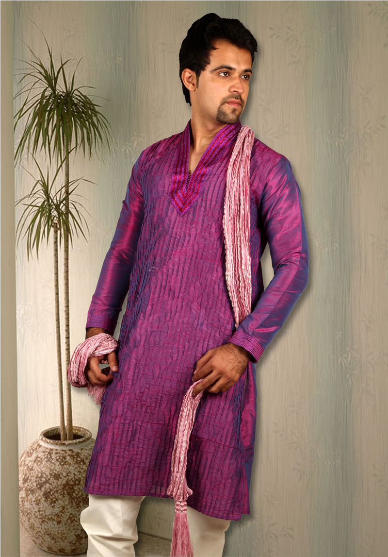 25 Latest Mens Mehndi Dresses Collection - Crayon