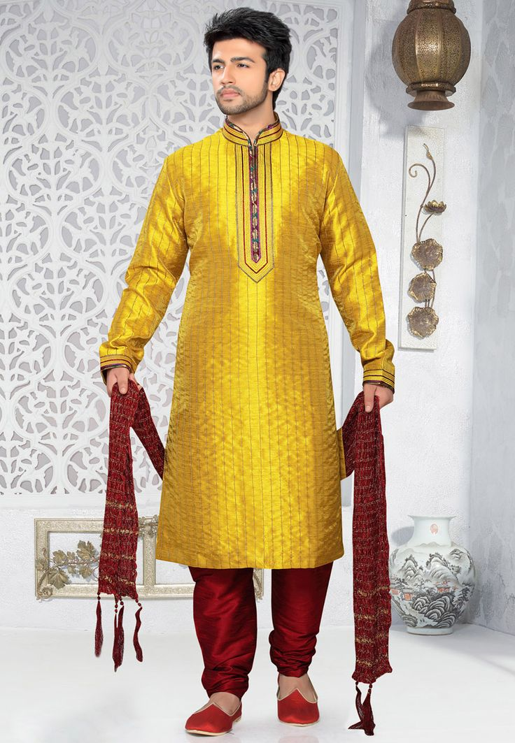 White Mehndi Outfits : Latest mens mehndi dresses collection crayon