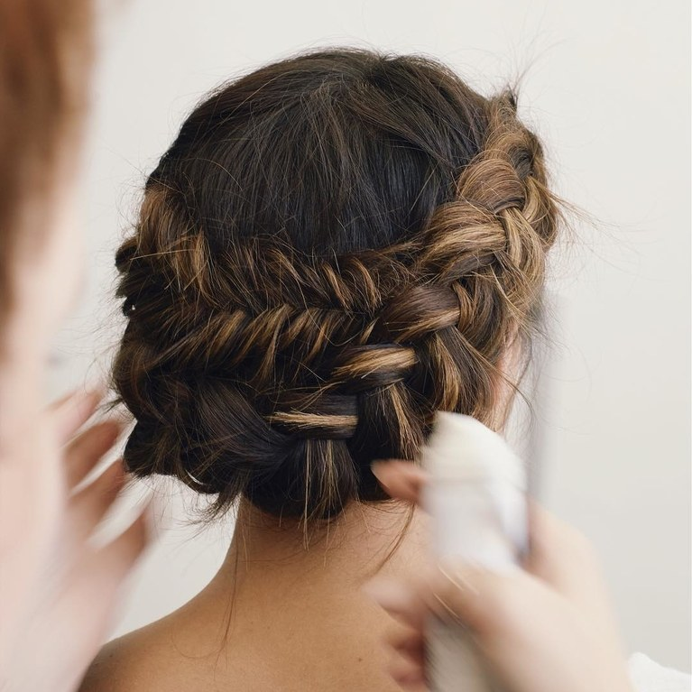 Hairstyles For A Wedding Party: Celebrity Hairstyle For Wedding Party