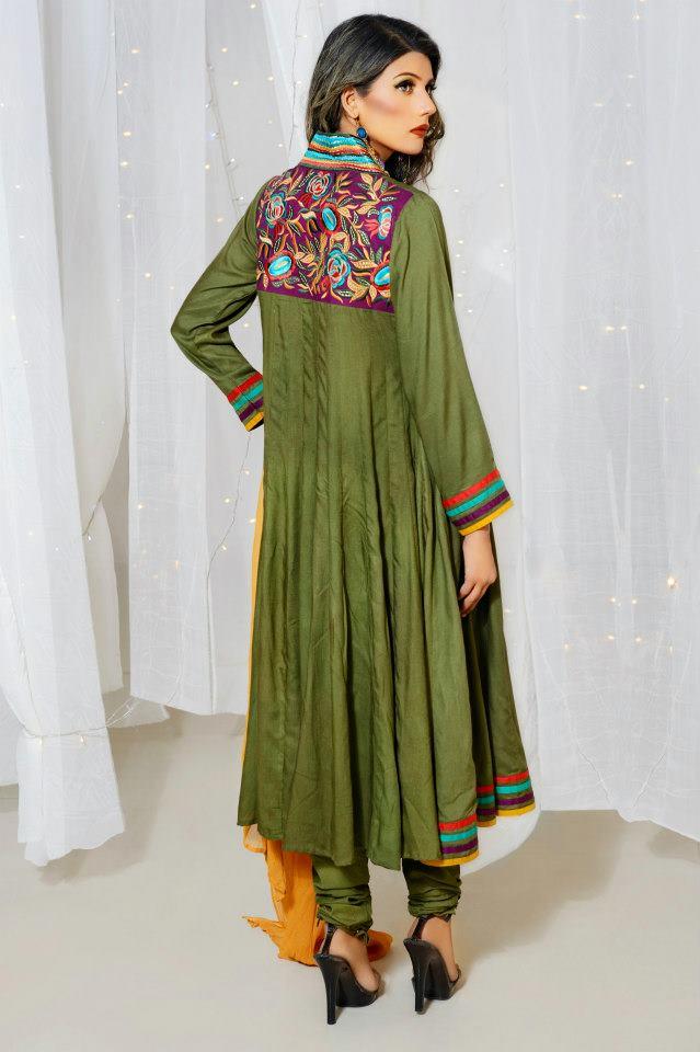 4006dc9c3 25 Beautiful Pakistani Boutique Style Dresses - Dresses - Crayon