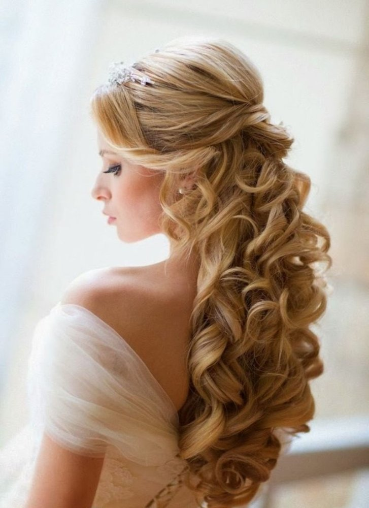 15 Best Bridal Hairstyles for Every Length - Hairstyles - Crayon