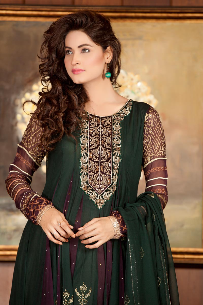 3d7544425 25 Beautiful Pakistani Boutique Style Dresses - Dresses - Crayon