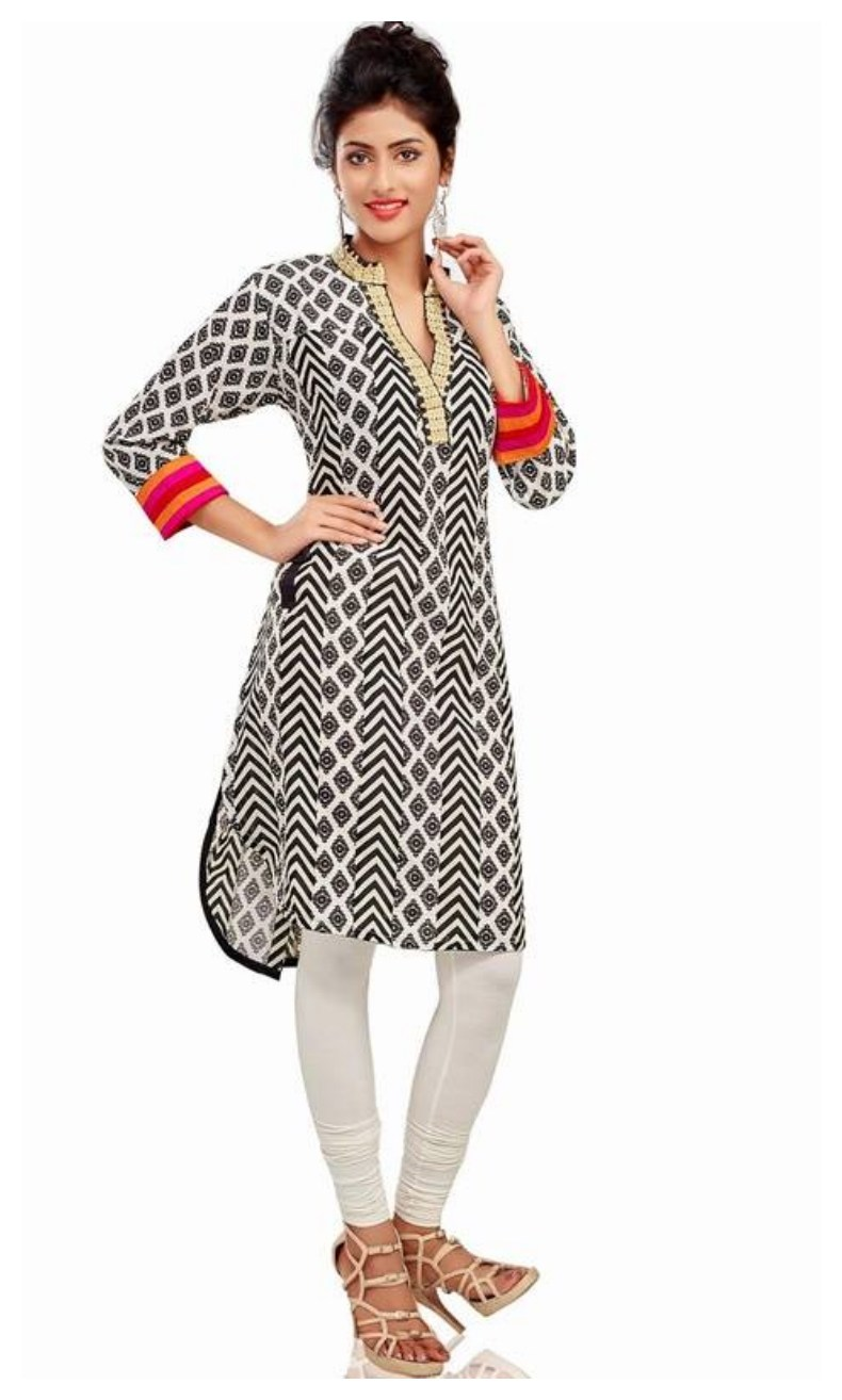 6a09ec303a42 15 Pakistani Casual Dresses For Ladies - Dresses - Crayon