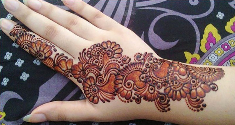 Mehndi Patterns What Are They : 25 latest mehndi designs for girls 2018 crayon