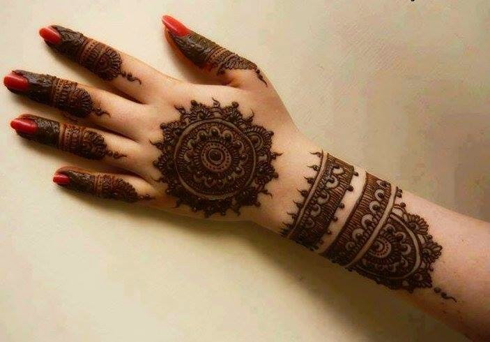25 Beautiful Modern Mehndi Designs 2018 Mehndi Crayon