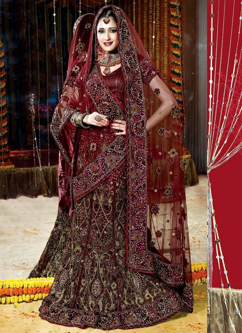 15 latest pakistani bridal lehenga designs 2018  dresses
