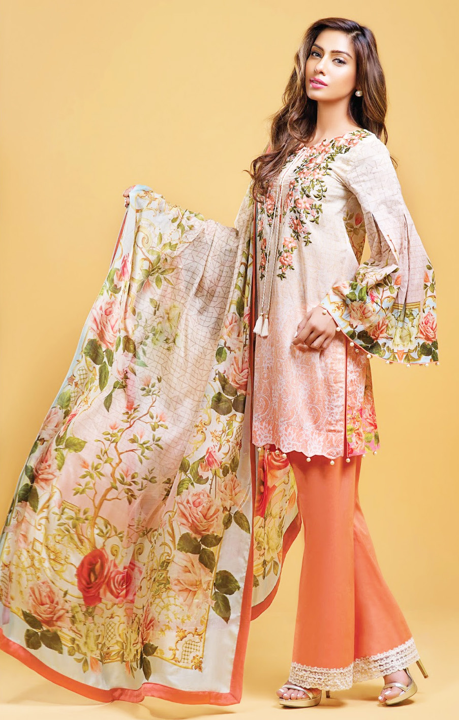 15 pakistani casual dresses for ladies  dresses  crayon