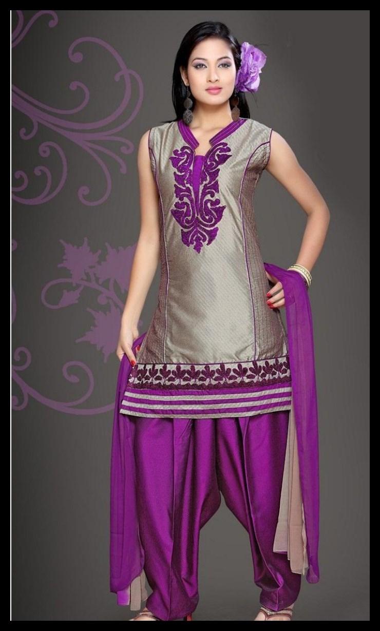 25 Beautiful Patiala Salwar Kameez Designs Dresses Crayon