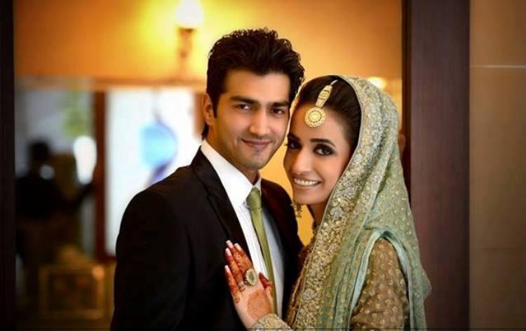Shahzad Sheikh Wedding Picture