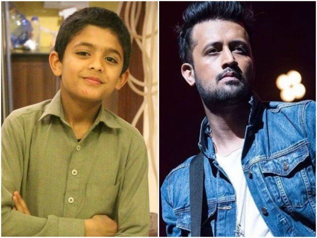 Atif Aslam To Collaborate With Young Facebook Singer