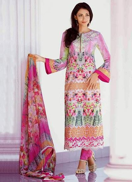 845a2b6c41 20 Best Summer Dress Designs For Pakistani Girls - Dresses - Crayon