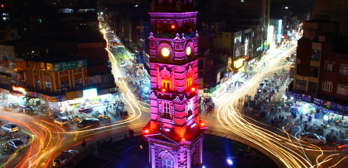All About Faisalabad - The Manchester of Pakistan