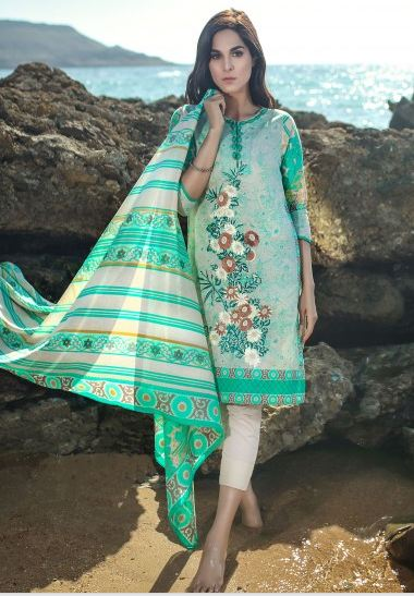 bc61ef4ad7 20 Best Summer Dress Designs For Pakistani Girls - Dresses - Crayon