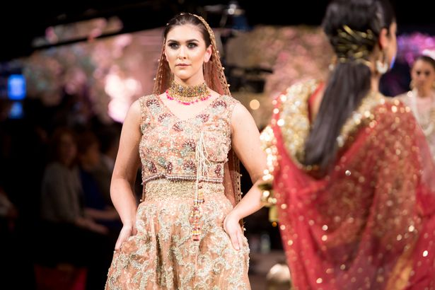 Over 30 Pakistan designers showcase work in Glasgow at Scotland Pakistan Fashion week