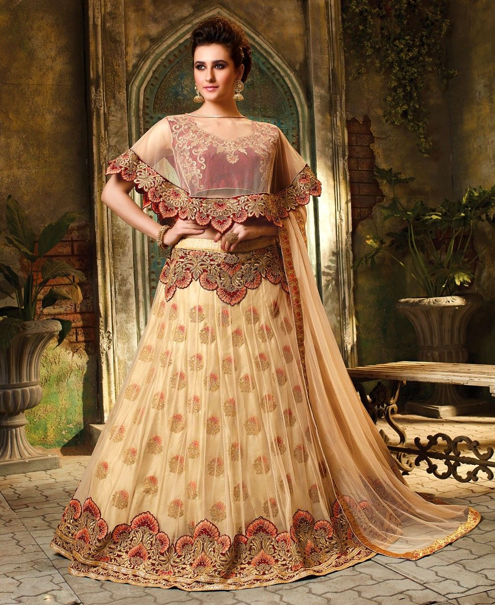 15 Latest Pakistani Bridal Lehenga Designs 2018