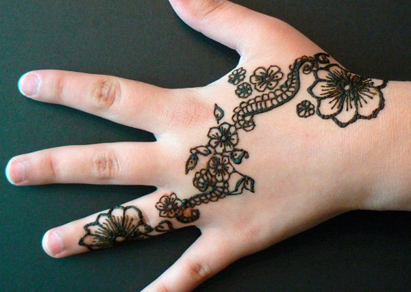 Simple mehndi bail design crayon simple mehndi bail design thecheapjerseys Image collections