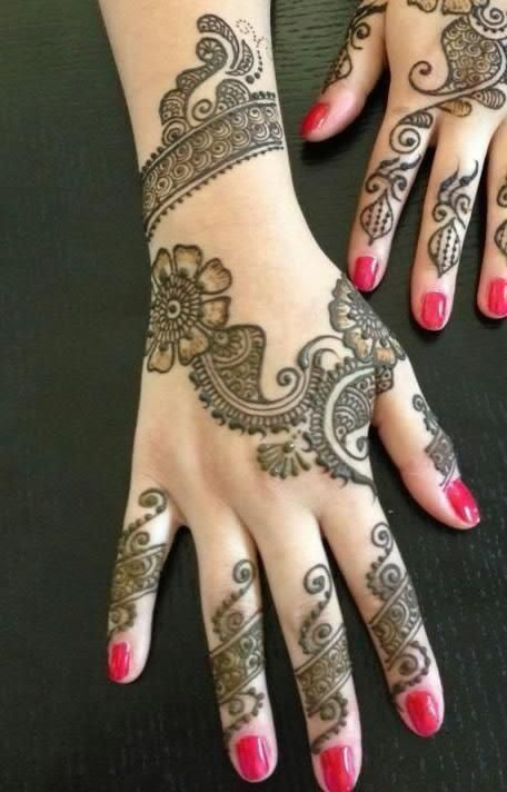 20 best pakistani mehndi designs for back hand crayon this case of the enhancement is esteeming wedding s hands additionally it is amazingly essential in these days in asian bridals and young women altavistaventures Gallery