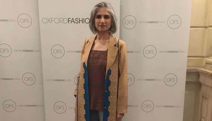 Pakistani designer Yasmeen Jiwa debuts at Paris Fashion Week
