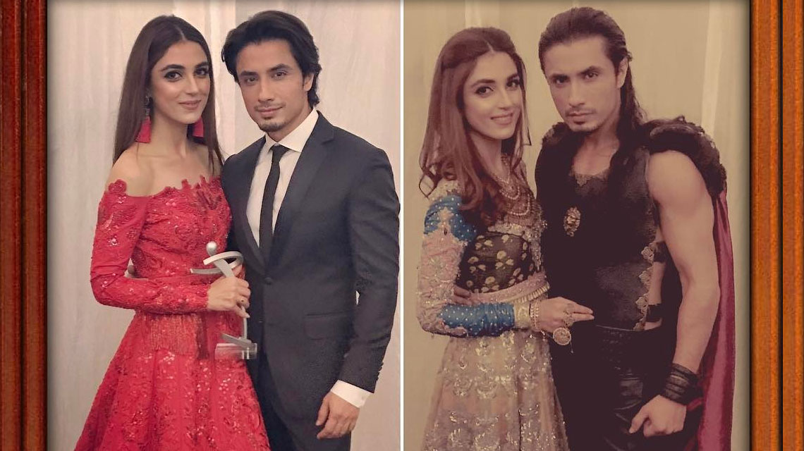 Ali Zafar's New Lollywood Movie Teefa In Trouble All Set To