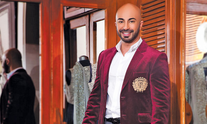 Hassan Sheheryar Yasin Hsy Biography Famous Pakistani Dress Designer Celebrities Crayon
