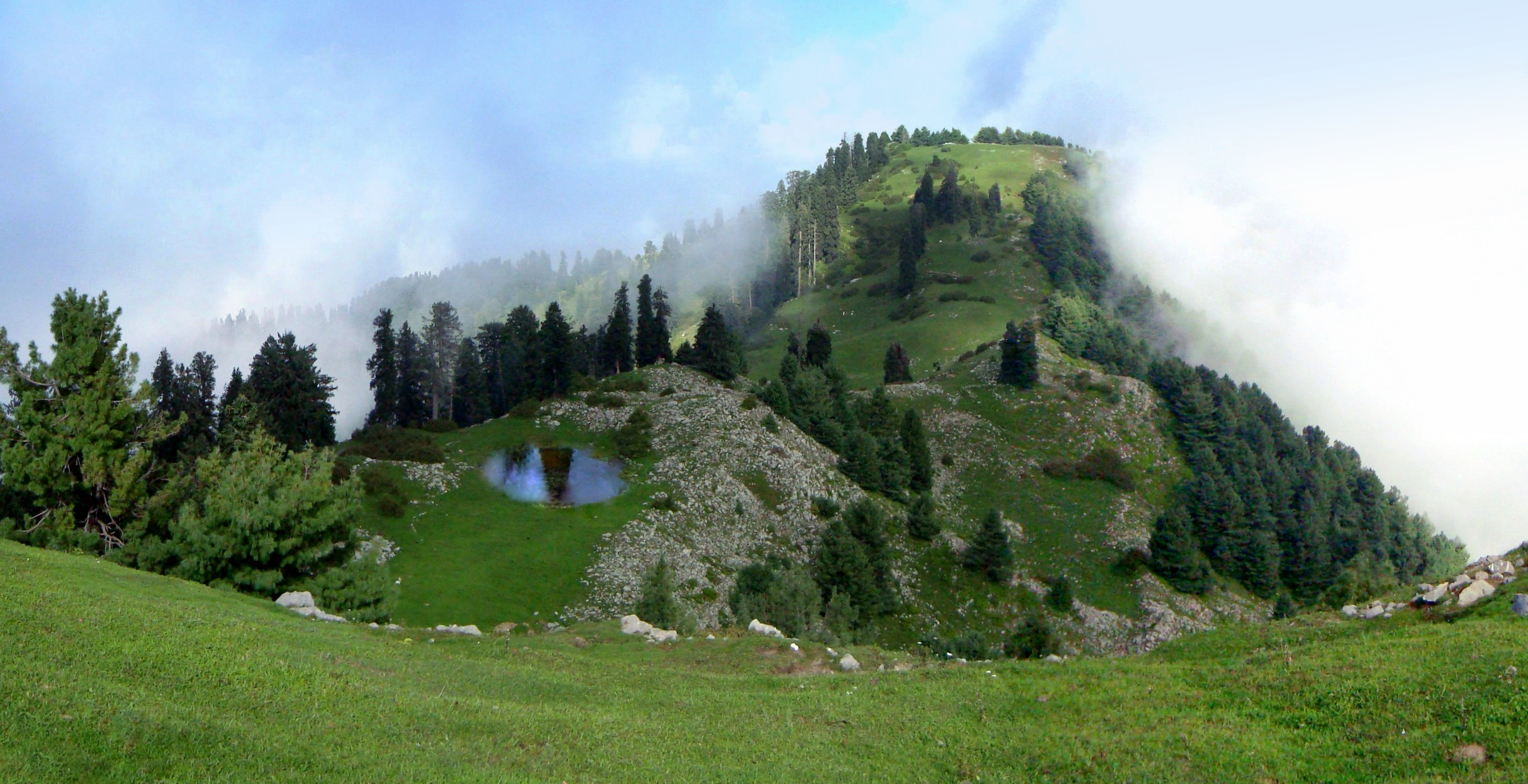 Mushkpuri Top - Attraction in Galiyat Region