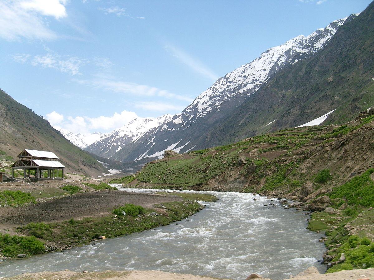 Popular Rivers of Pakistan