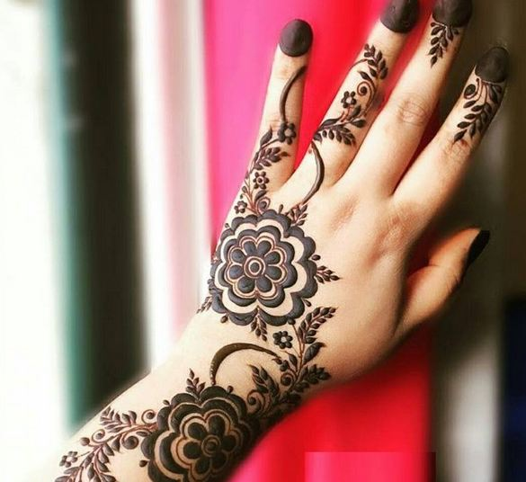 20 Beautiful Punjabi Mehndi Designs 2018 Mehndi Crayon