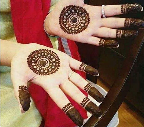 20 Beautiful Punjabi Mehndi Designs 2018 Mehndi Crayon