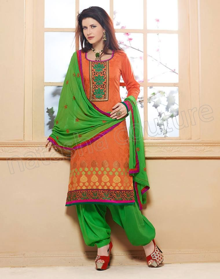 820133ab344a 13 Beautiful Kurti Designs for Girls - Dresses - Crayon