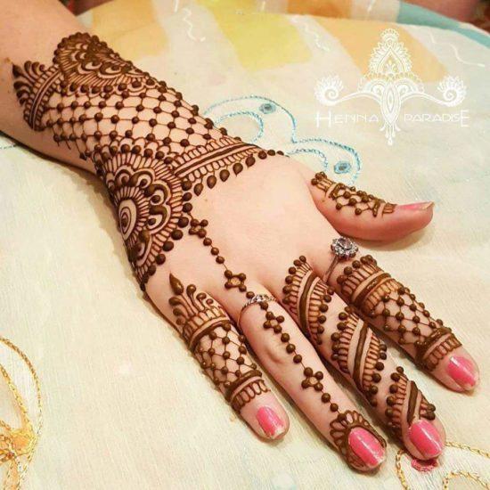 Special Ramzan Mehndi Designs 2018