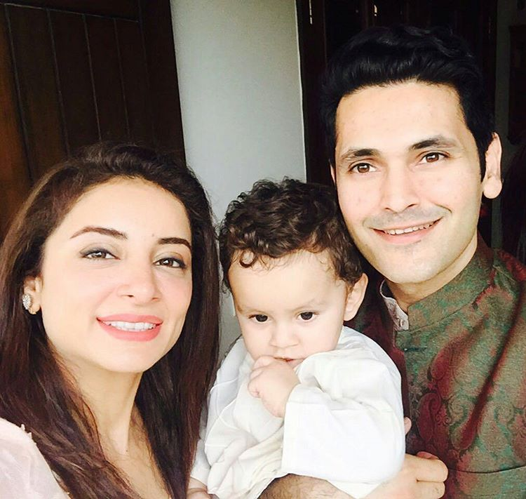 Pakistani Celebrities and their Children